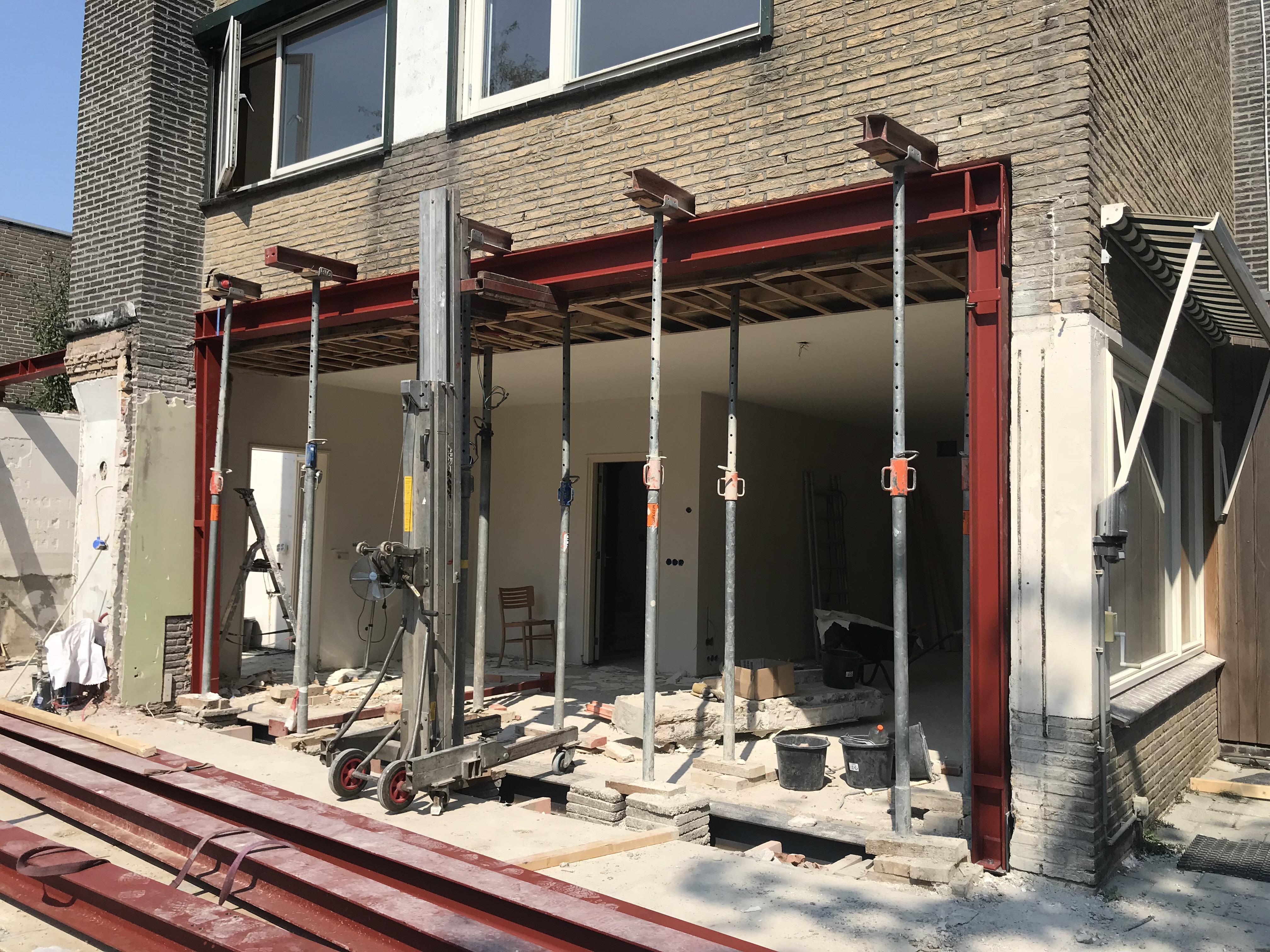 Renovatie project Hoekenes 2018